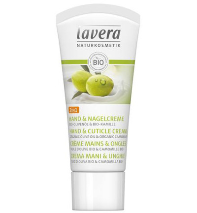 Hand & nagelcreme/cuticle 2 in 1 olive mini F-D
