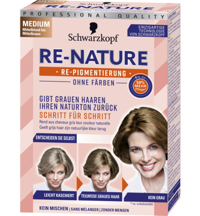 Re-nature creme woman medium