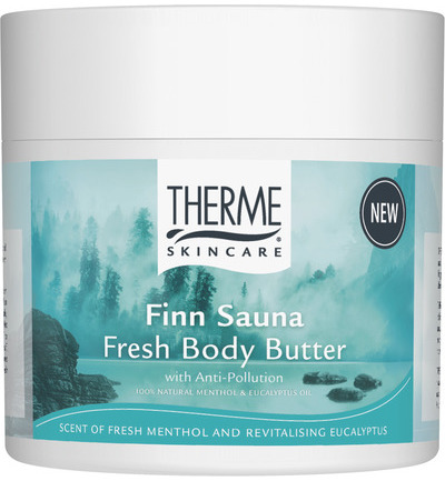 Finn sauna fresh body butter
