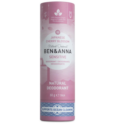Deodorant cherry blossom sensitive