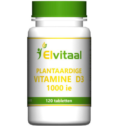 Vitamine D3 1000IE vegan