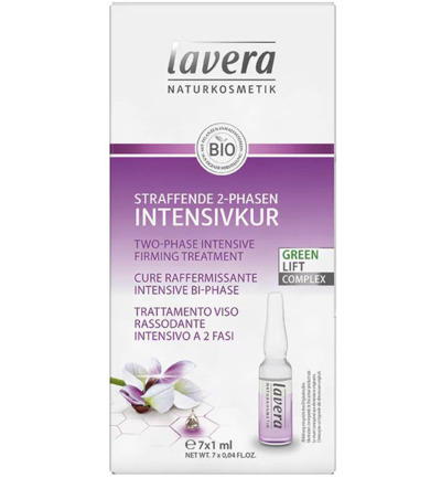 Kuur/intensive firming treatment two phase F-NL