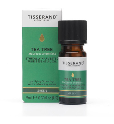 Tea tree organic ethically harvested