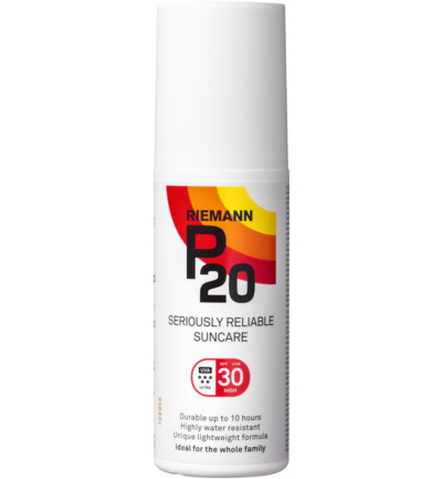 Once a day factor 30 spray