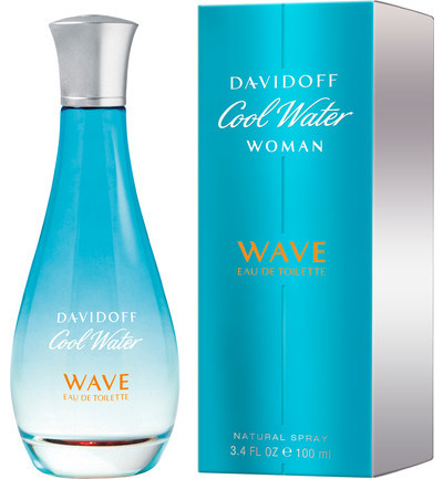 Cool water wave women eau de toilette