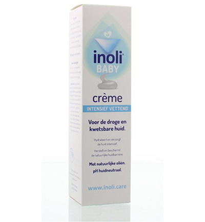 Baby creme intensief vettend