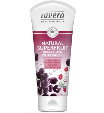 Douchegel/body wash natural superfruit F-NL