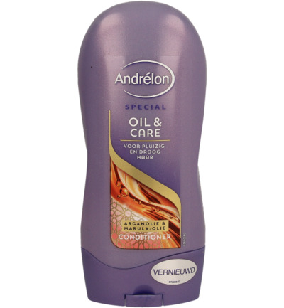 Conditioner oil & care