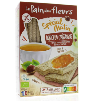 Special matin kastanje crackers