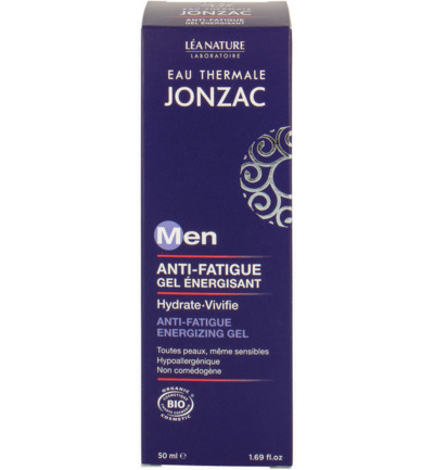 men anti vermoeidheids gel