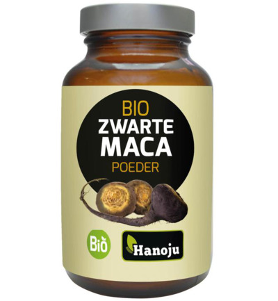 Maca black organic powder