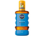 Sun protect & bronze olie spray SPF20