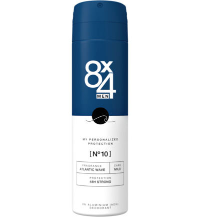 Deodorant spray No 10 male