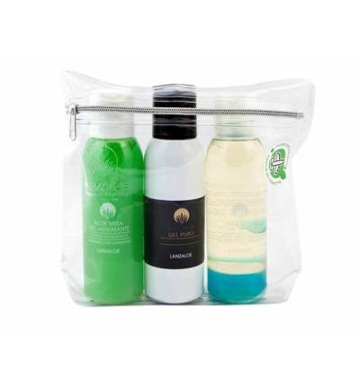Travelset bio 3 x 100 ml