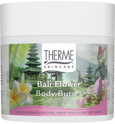 Bali flower body butter