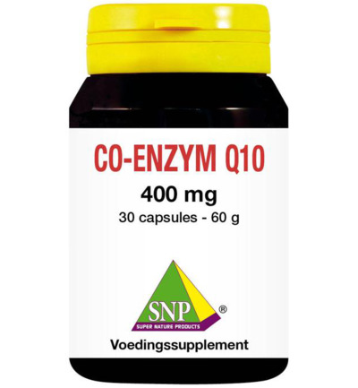 Co enzym Q10 400 mg