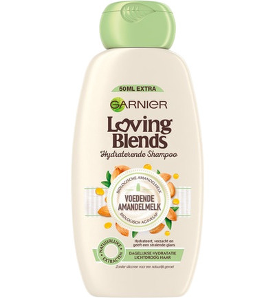 Loving blends shampoo amandel
