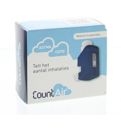 Countair blauw