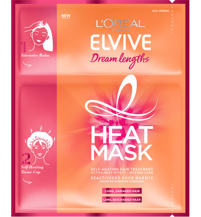 Elvive heat mask dream lengths