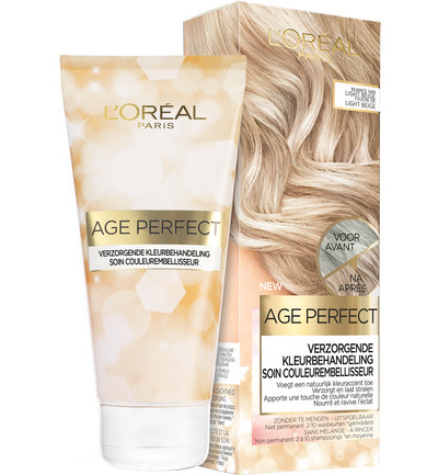 Excellence age perfect 2 licht beige