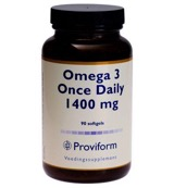 Omega 3 once daily 1400 mg