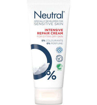 Intensive repair cream 0%