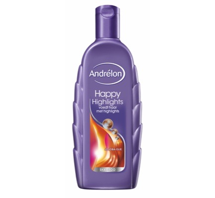 Shampoo happy highlights