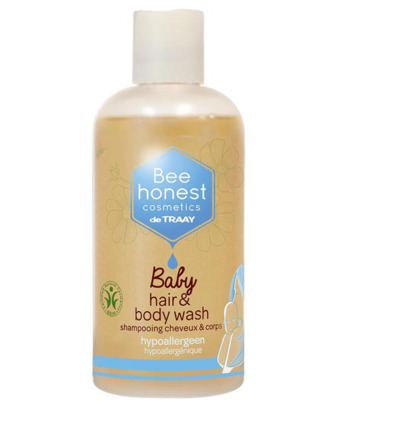 Hair & body wash baby