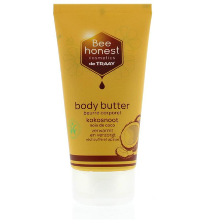 Body butter kokos