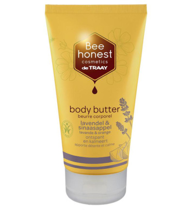 Body butter lavendel & sinaasappel
