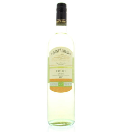 Grillo terre siciliane wit