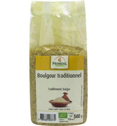 Bulgur traditioneel bio