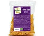 Tortillas chili bio