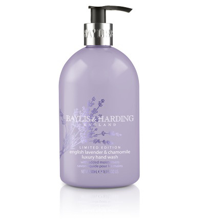 English Lavender & Chamomile Luxury Handzeep