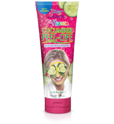 7th Heaven gezichtmasker cucumber peel off