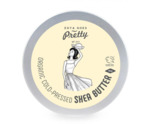 Pure shea body butter