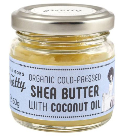 Shea & coconut butter