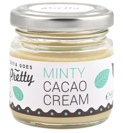 Minty cacao cream