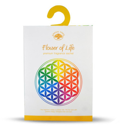 Geurzakje flower of life
