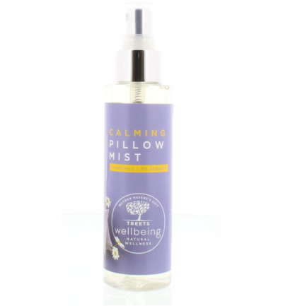 Wellbeing calming pillow mist