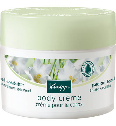 Body creme patchouli