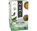 Green tea mate lemon bio