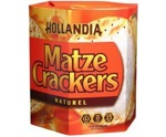 Matze cracker naturel