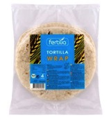 Tortilla wraps bio