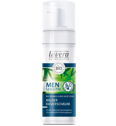 Men Sensitiv scheerschuim/shaving foam