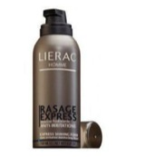 Homme rasage expres mousse