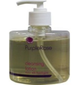 Purple rose cleansing lotion