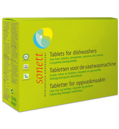 Vaatwasmachine tablet