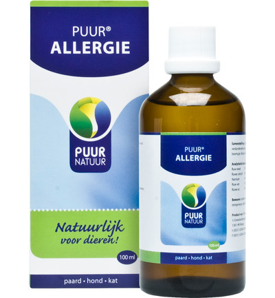Image of Puur Allergie (100ml)