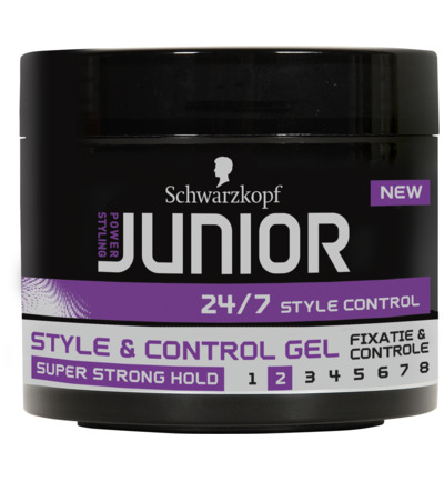Level 4 - Style & Control Gel